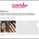 B&S In Candymag.com!
