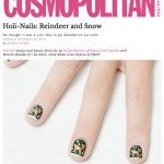 Work Life: Nail Art Shoot With Cosmo.ph