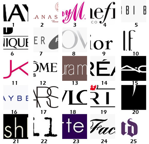 The Beauty Quiz – Logos | Beauty & Sparkle