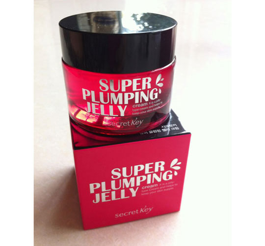 The Secret Key Super Plumping Jelly (worth $77). This was just delicious!!