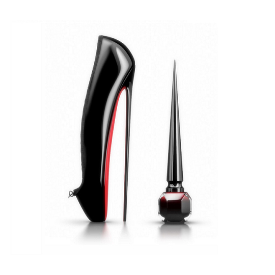Rouge Louboutin retails at $50 in the US! But you can try it at I Do Nails for an additional P200 only.