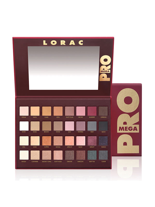 I want this so baaad! It's sold out everywhere! The Lorac Mega Pro Palette is $59—such a steal!