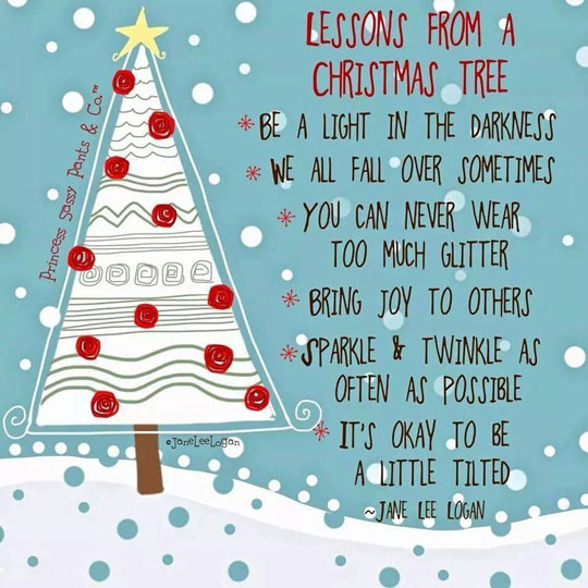 Christmas Tree Quotes: Sparkling Christmas Quotes. QuotesGram