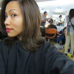 Another Cut & Color With Celeb Stylist Jing Monis