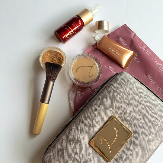 The New Starter Kit by Jane Iredale, P2,950.