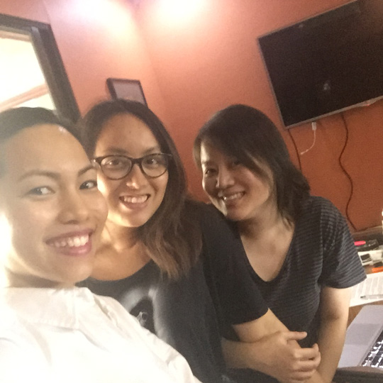And thank God I wasn't in it alone! We had the best beauty writers for contributors and I had the best editors on the core team. Say hi to Leslie Lee and Camyl Besinga—they totally kept me sane during the project!