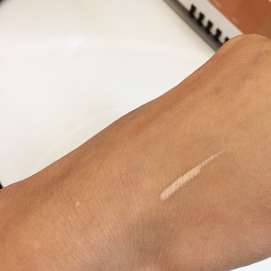 I read in Cosmo that Jessica Simpson uses this trick with a white pencil to look fresh after a long-haul flight. It looks a bit unnatural on Asian skintones, so a nude colored pencil is actually better.