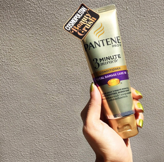 Fortunately, the Pantene 3 Minute Miracle promises to give you the same hair benefits for only P159—and much faster, too!