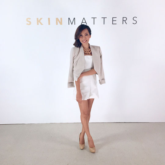 I'm the new editor-in-chief of SkinMatters.com.ph!