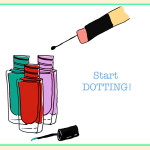 How To Make A DIY Dotting Tool