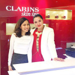 Spa Review: Clarins Stubborn Curves Solution