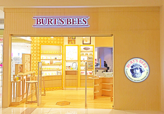 Burt's Bees finally has their own store in Manila at Estancia Mall (more deets at the end of the post).