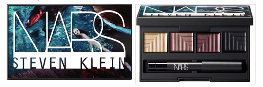 Nars X Steven Klein Dead of Summer Dual Intensity Eyeshadow, P2,250. You can apply these shimmery shades wet or dry!