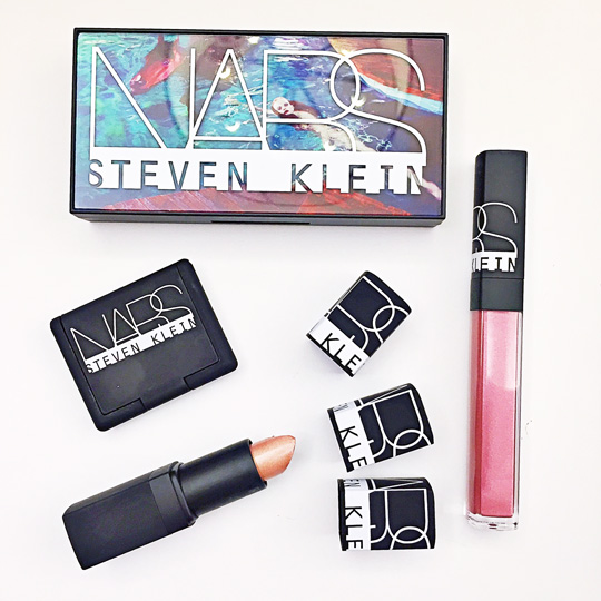 It's the Nars X Steven Klein collection! It'll be available at Rustan's this November.