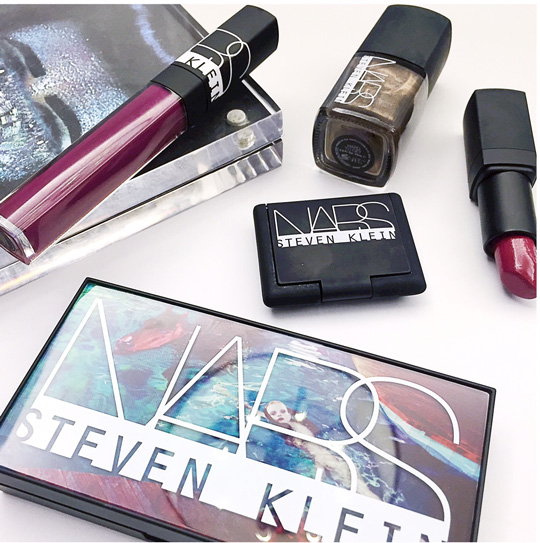 They also have glosses and nail polishes. So much new makeup to play around with, so don't forget to hit the counters in November!