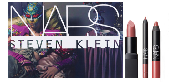 Nars X Steven Klein A Woman's Face Nude Lip Set, P2,250.