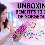 Sparkle TV: Unboxing Benefit's 12 Days Of Gorgeous Party Poppers
