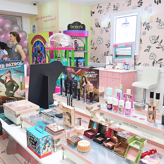 This is their newest (and biggest!) store in SM Megamall! So cute, right?