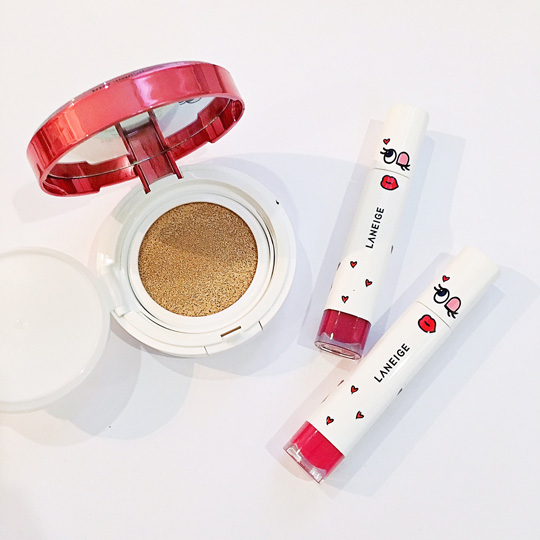 There's the My Darling Shy Girl Play No More collection. My sister loves their BB Cushion compact because it's so easy to use and leaves your skin with a flawless finish.