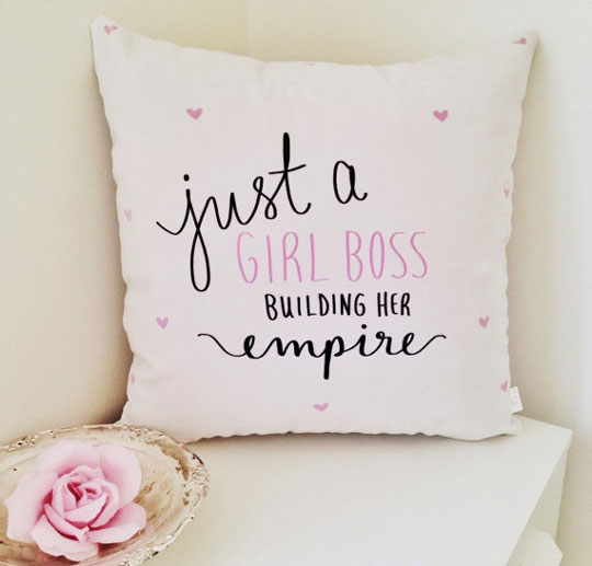 Found a little inspo on Etsy and I sooo want it for my room. This week means business, guys! It's time for me to get focused.