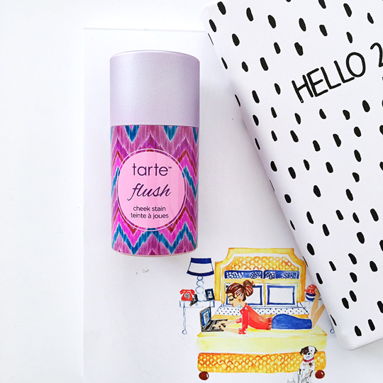 Tarte Cheek Stain in Flush, SGD$49 (about P1,700).