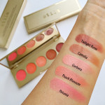 Review: Stila Convertible Color Dual Lip & Cheek Palettes