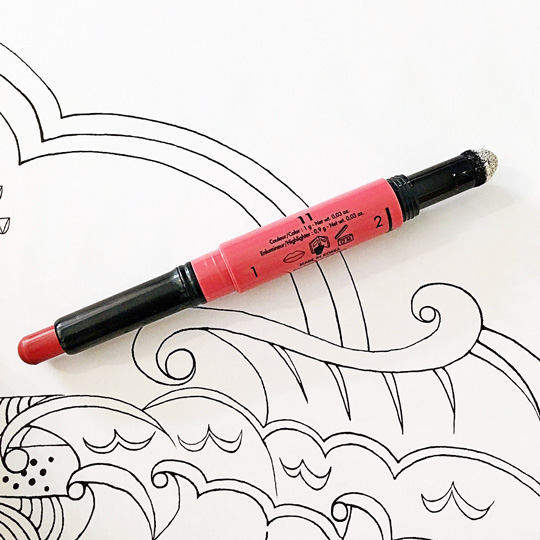Up next: Make Up For Ever Pro 2-in-1 Sculpting Lip Pen.