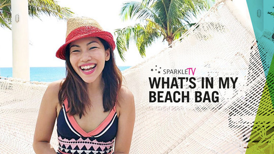 whats-in-my-bag-beach-travel-makeup-skincare-hair-youtube-beauty-vlogger-video