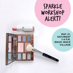 Join Me Next Saturday For A Beauty Workshop!