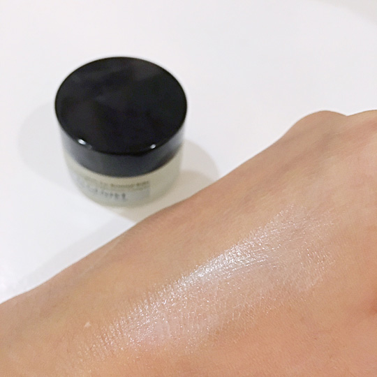 algenist-eye-cream-balm-best-sheen-swatch-review-skin-care-reverse-aging-anti-aging-crow's-feet