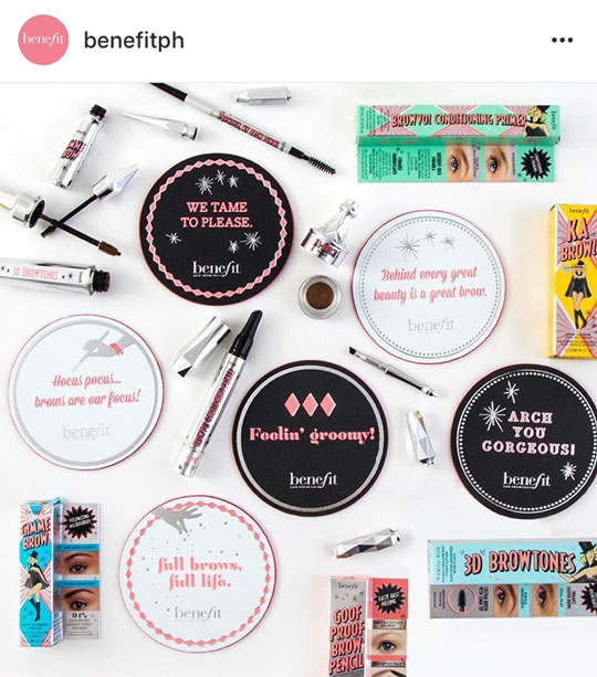 This is just the tip of the iceberg! I think there are 7 more brow products to check out when they launch on July 1, so make sure you visit their stores!