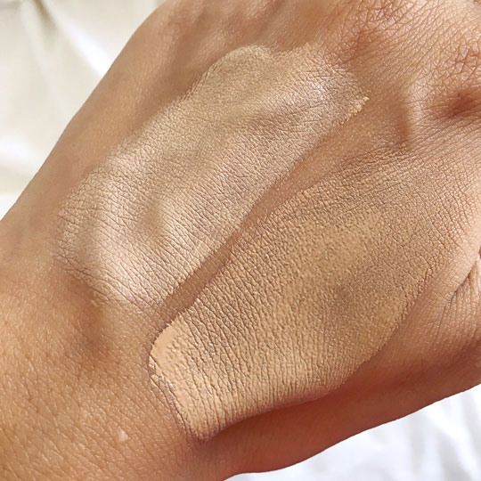 urban decay naked skin weightless ultra definition liquid makeup 5 3 shade review swatch color