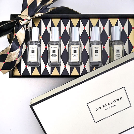 So fancy! Thank you to Jo Malone Ph for the fab fragrance sampler!